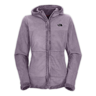 photo: The North Face Morningside Hoodie fleece jacket