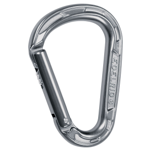 photo: Edelrid HMS Strike Slider locking carabiner