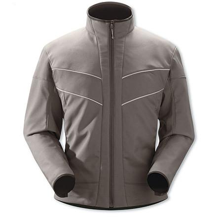 photo: Arc'teryx Women's Trident Jacket soft shell jacket
