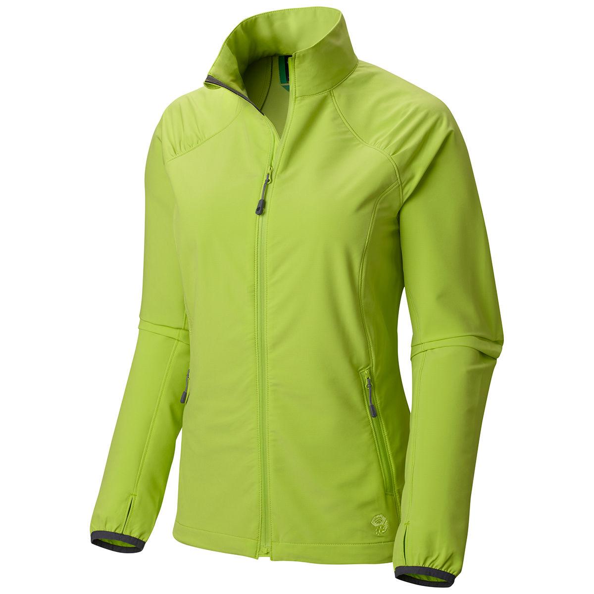 photo: Mountain Hardwear Women's Chockstone Jacket soft shell jacket