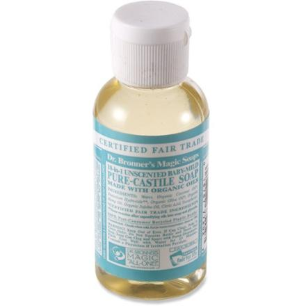 photo: Dr. Bronner Baby Mild Soap soap/cleanser