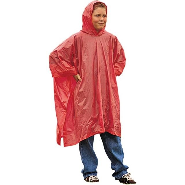 photo: Stansport Vinyl Poncho waterproof jacket