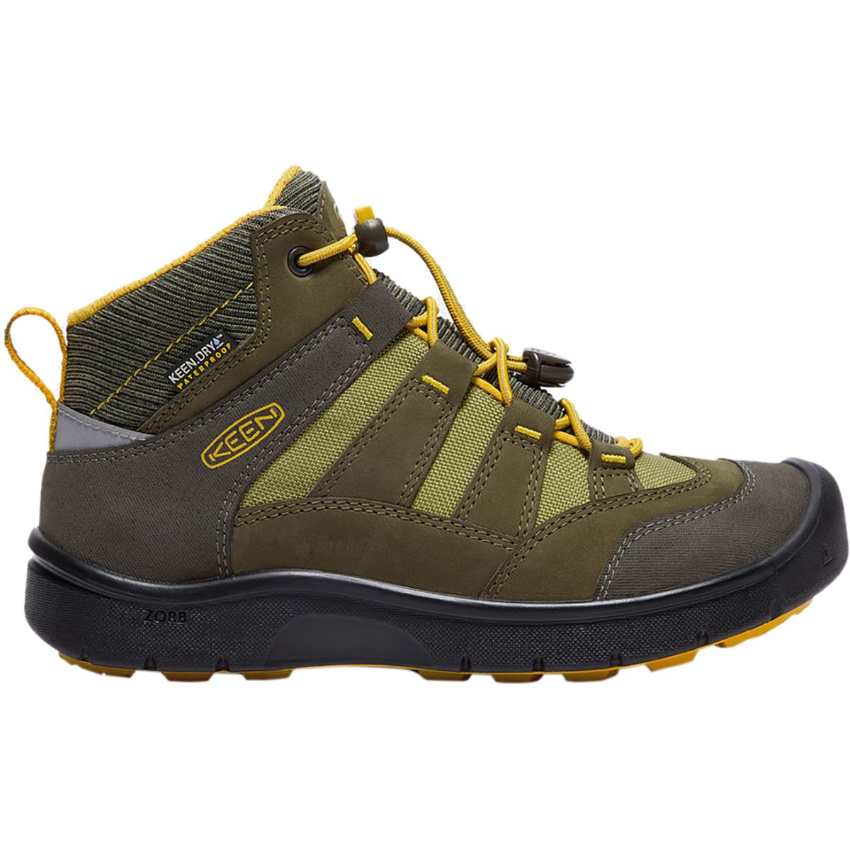 photo: Keen Hikeport Waterproof Mid hiking boot