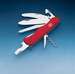 photo: Victorinox Swiss Army Fireman Rescue Tool multi-tool