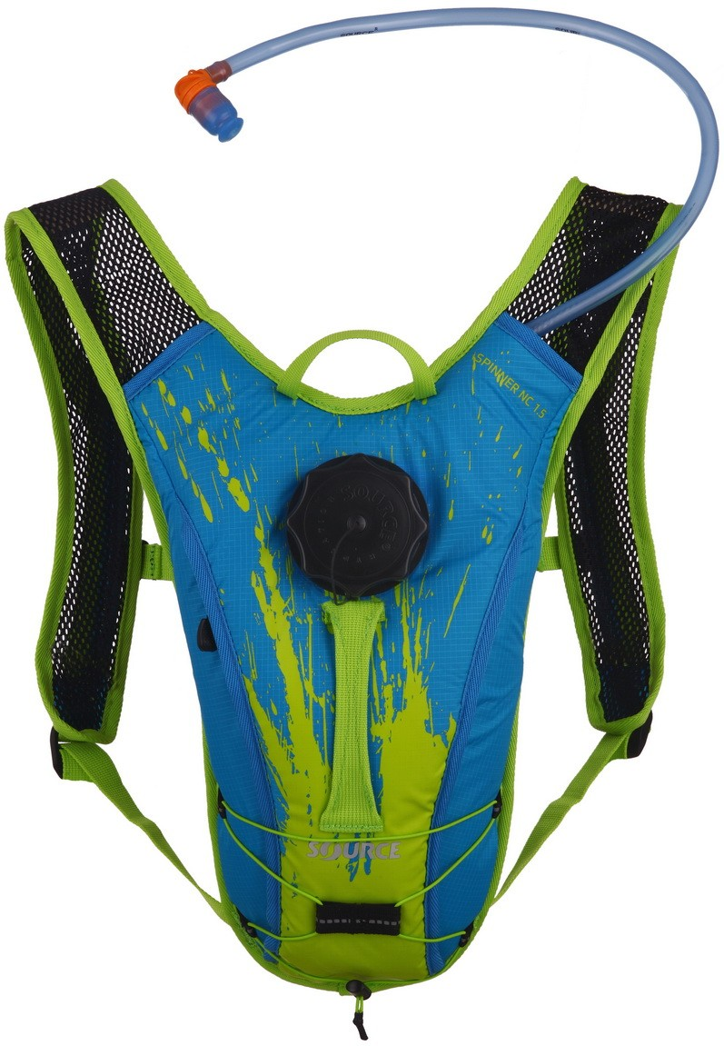 photo: Source Spinner NC hydration pack
