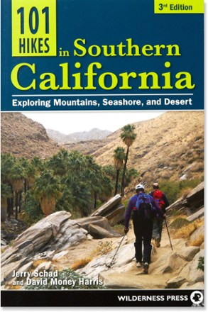 photo: Wilderness Press 101 Hikes in Southern California us pacific states guidebook