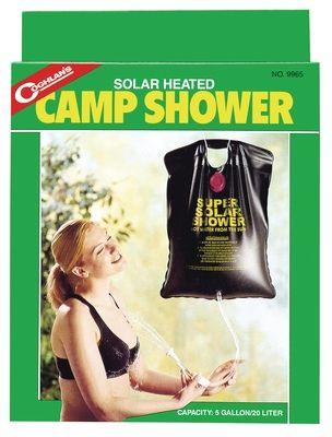 photo: Coghlan's Camp Shower hygiene supply/device