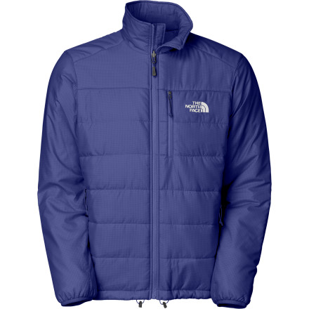 photo: The North Face Redpoint Jacket synthetic insulated jacket
