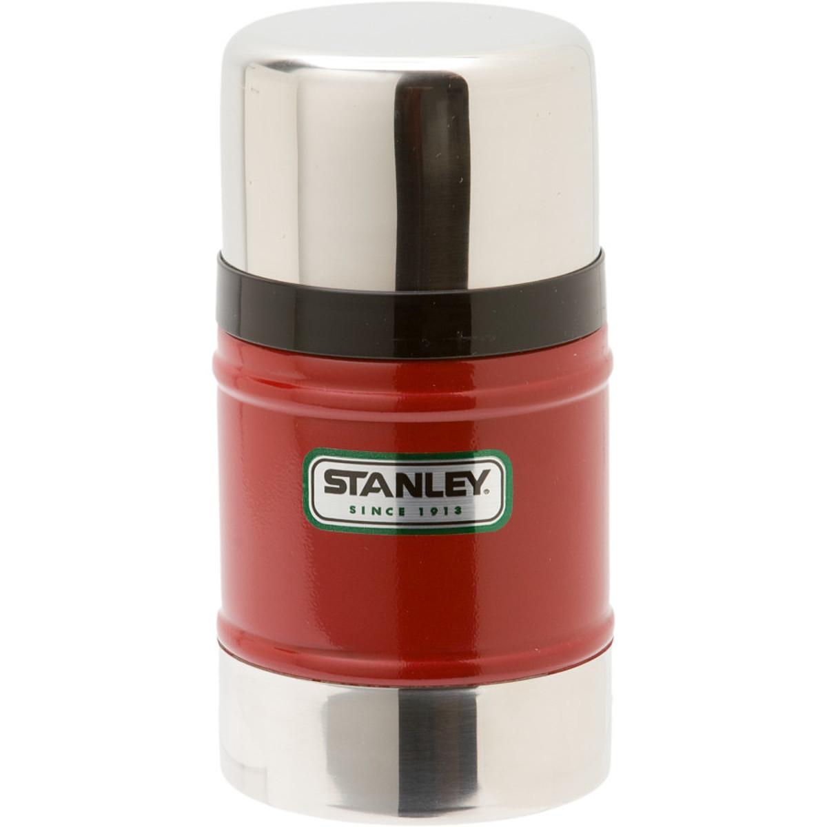 photo: Stanley Classic Vacuum Food Jar 17oz. thermos