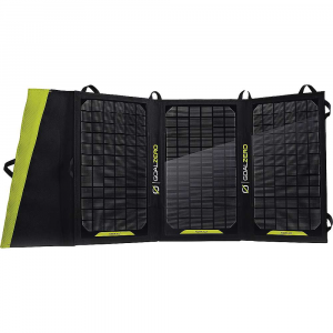 photo: Goal Zero Nomad 20M Solar Panel solar charger