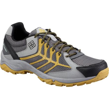 photo: Columbia Trailhawk trail shoe