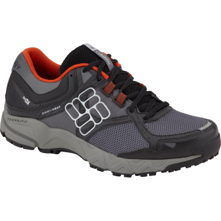 photo: Columbia Men's Ravenous Lite trail running shoe