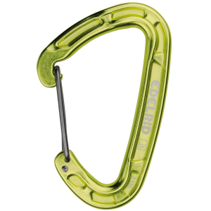 photo: Edelrid Mission Wire Gate Carabiner non-locking carabiner