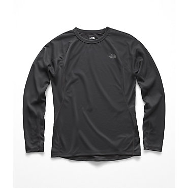 photo: The North Face Men's Warm L/S Crew Neck long sleeve performance top