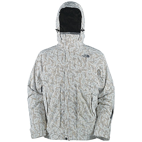 photo: The North Face Centipede Camo Jacket synthetic insulated jacket