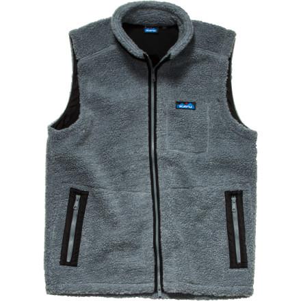 Kavu TGI Fuzzy Vest