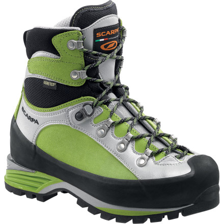 photo: Scarpa Women's Triolet Pro GTX mountaineering boot