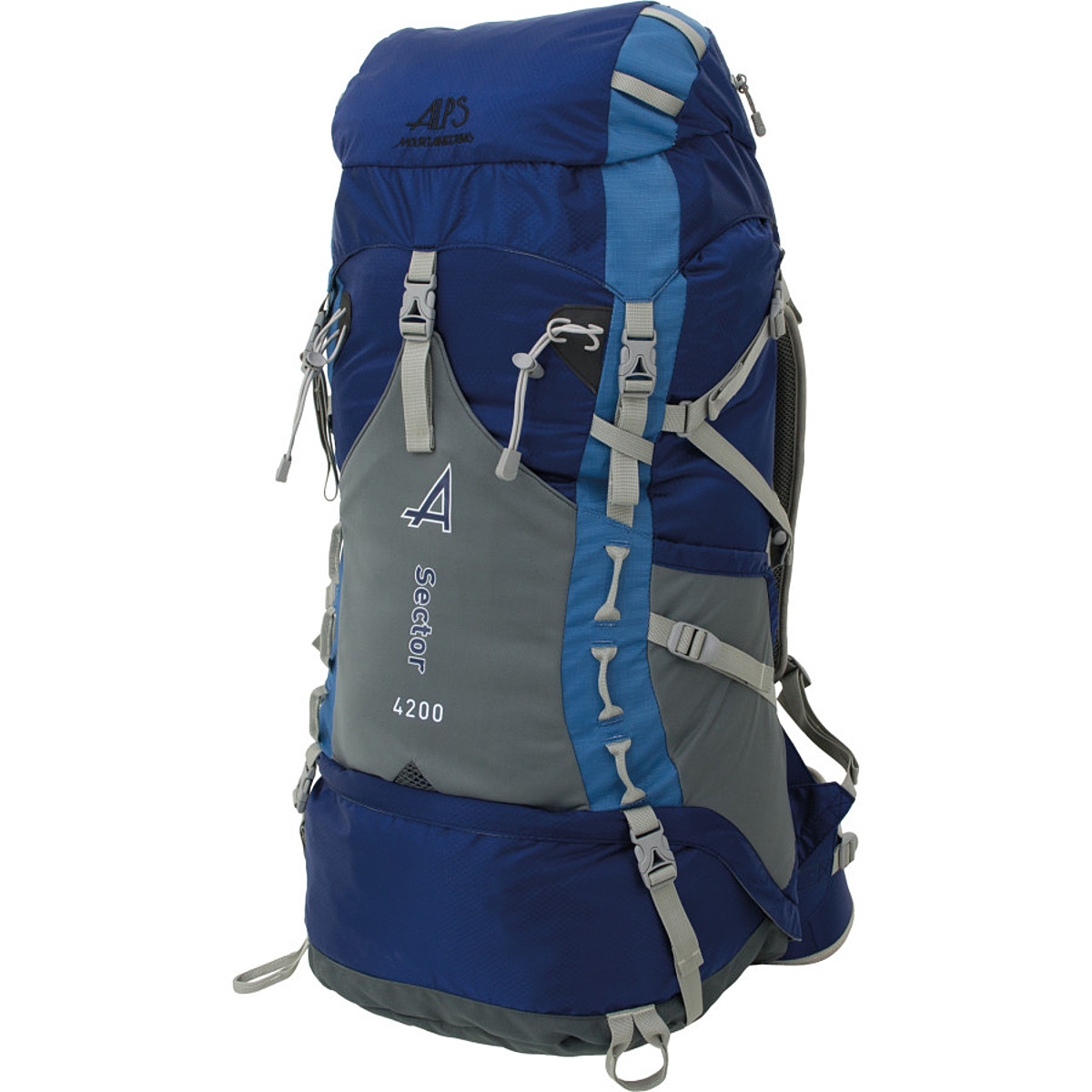 photo: ALPS Mountaineering Sector 4200 weekend pack (3,000 - 4,499 cu in)
