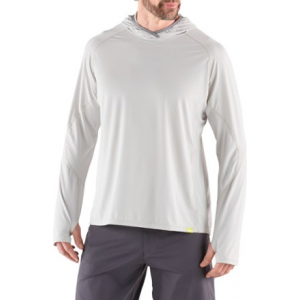 photo: NRS H2Core Silkweight Hoodie long sleeve paddling shirt