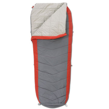 photo: Kelty Coromell CP 25 3-season synthetic sleeping bag