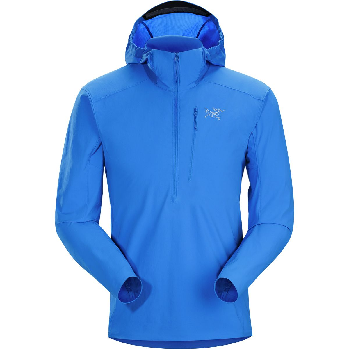 photo: Arc'teryx Men's Psiphon SL Pullover soft shell jacket