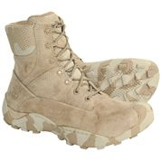 photo: Timberland Desert Force Mid Boot hiking boot