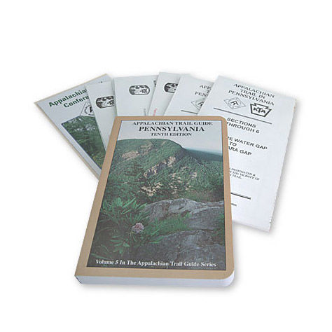 Appalachian Trail Conservancy Appalachian Trail Guide to Pennsylvania