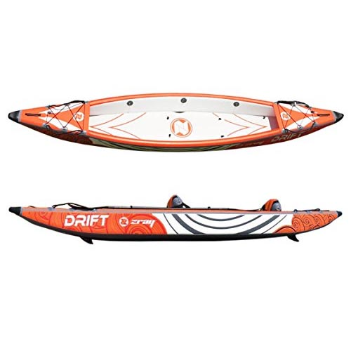 photo: ZRay Drift 14' inflatable kayak