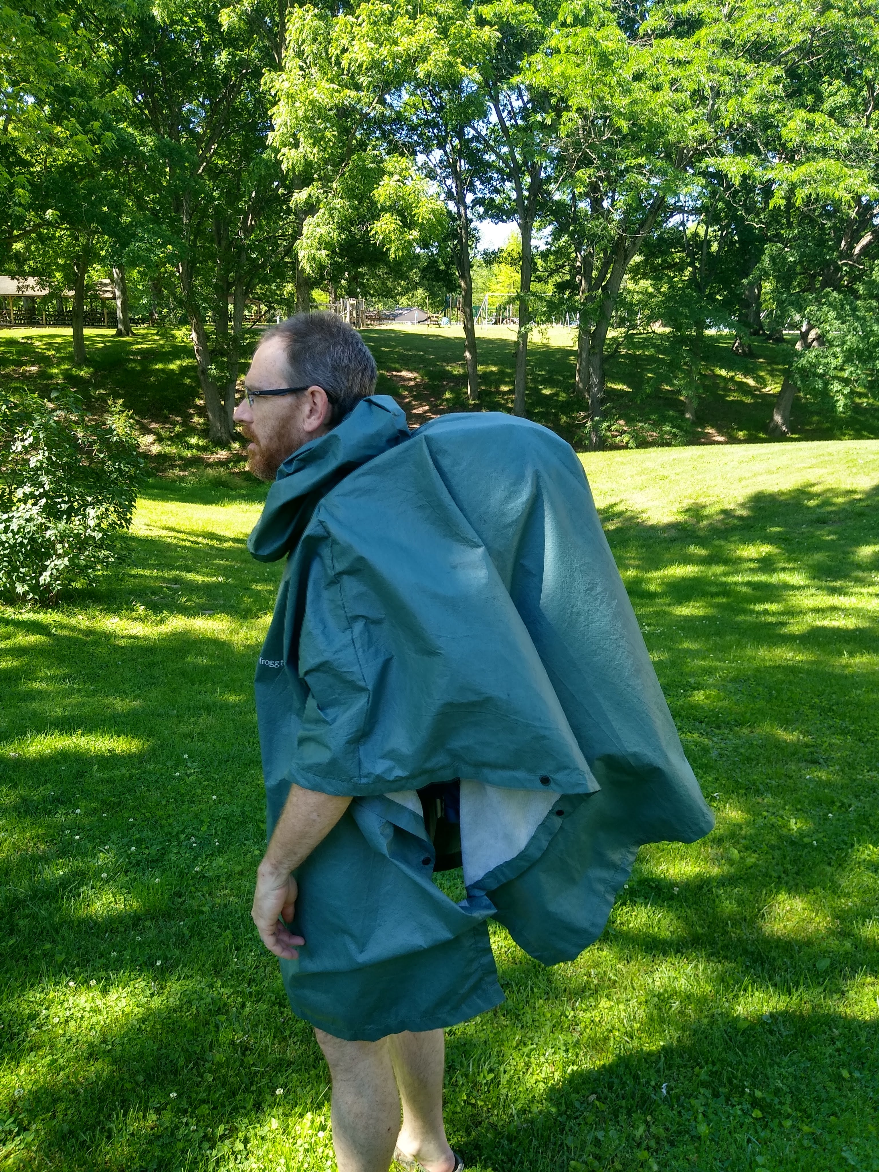 Frogg Toggs Ultra-Lite2 Poncho