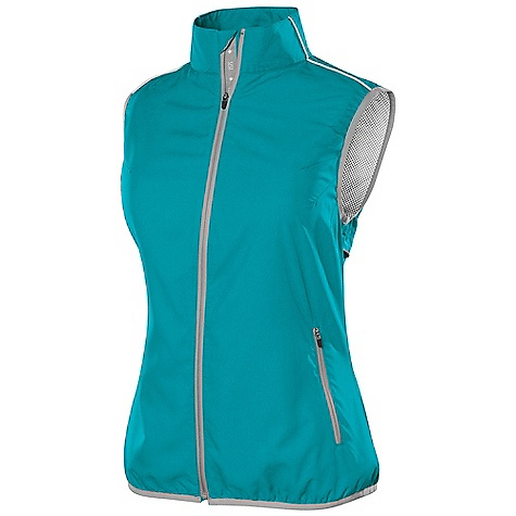 photo: Isis Endura Run Vest wind shell vest