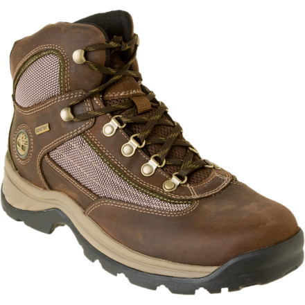 photo: Timberland Plymouth Trail Mid hiking boot