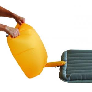 photo: Exped Schnozzel Pumpbag UL sleeping pad accessory
