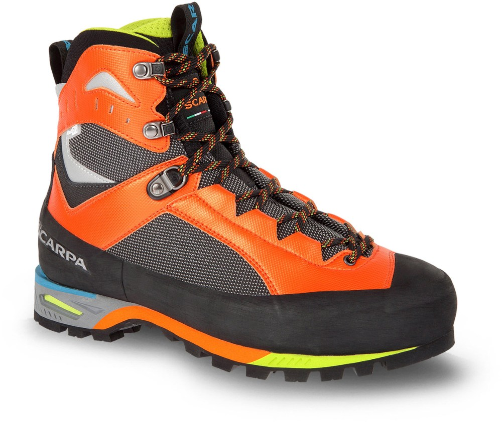 photo: Scarpa Charmoz mountaineering boot