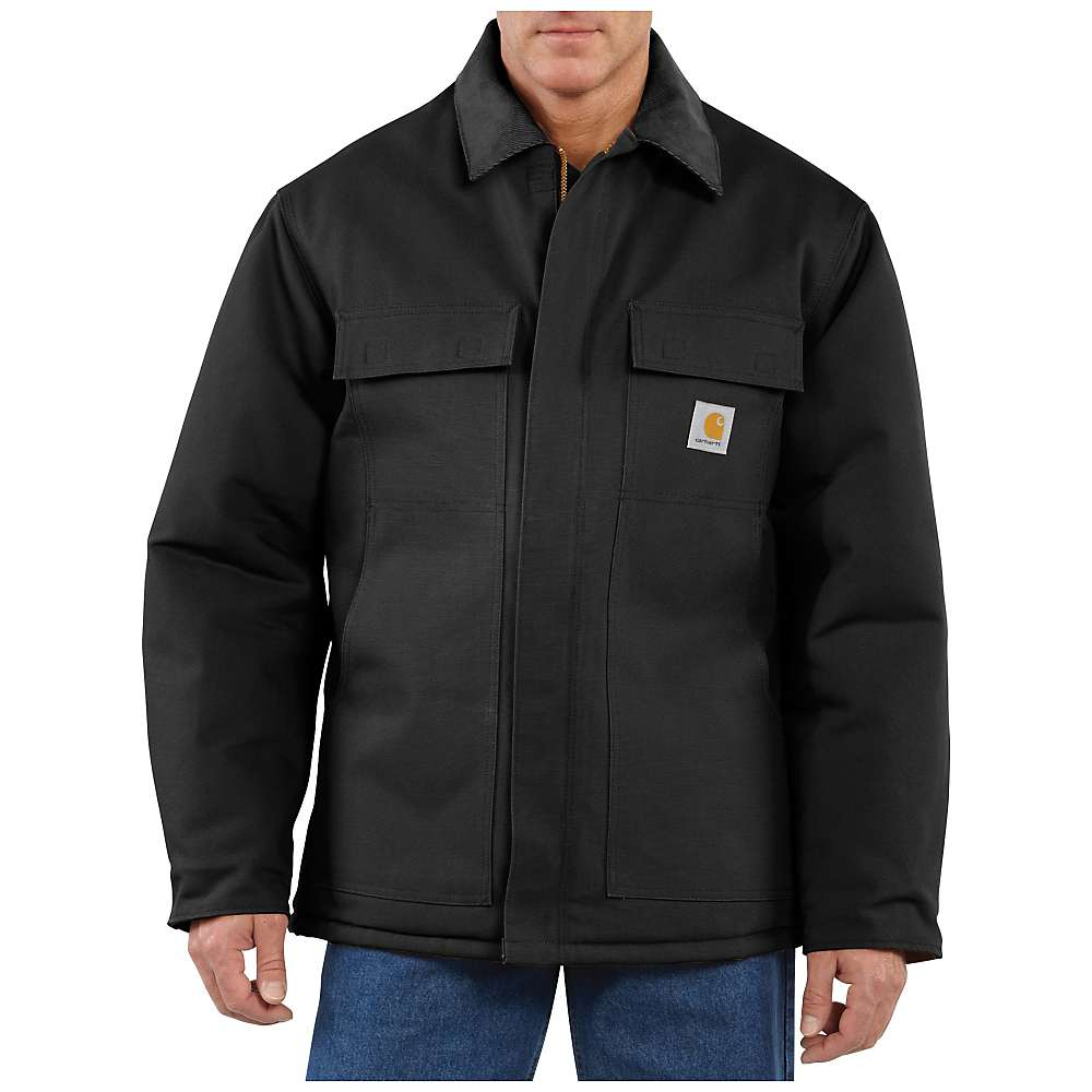 photo: Carhartt Duck Traditional Arctic Quilt-Lined Coat synthetic insulated jacket