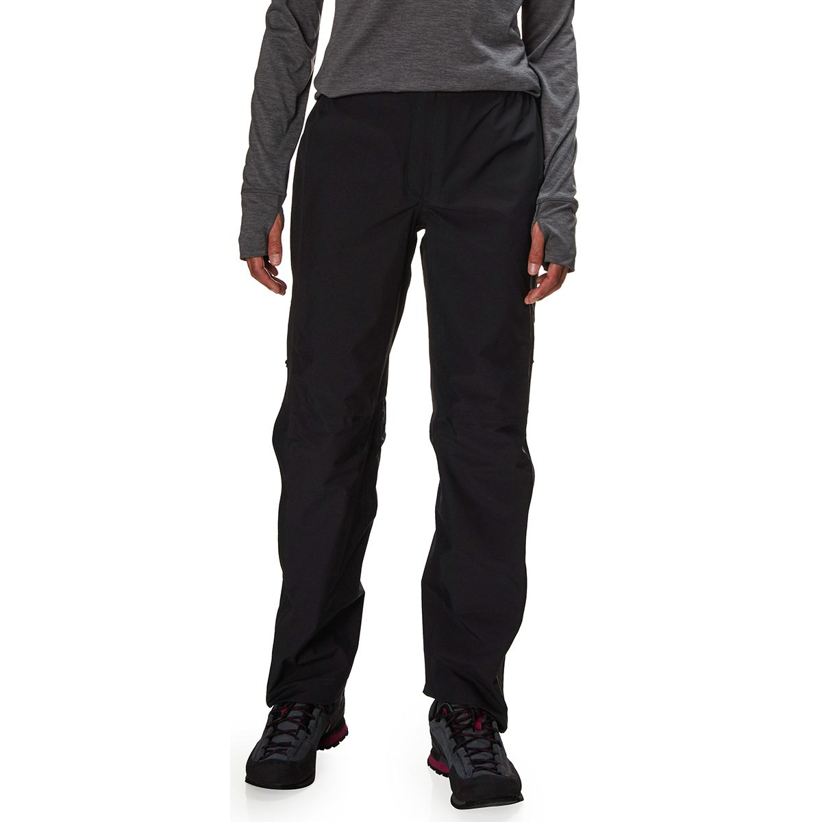 photo: Patagonia Women's Cloud Ridge Pants waterproof pant