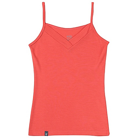 photo: Ibex Woolies Camisole base layer top