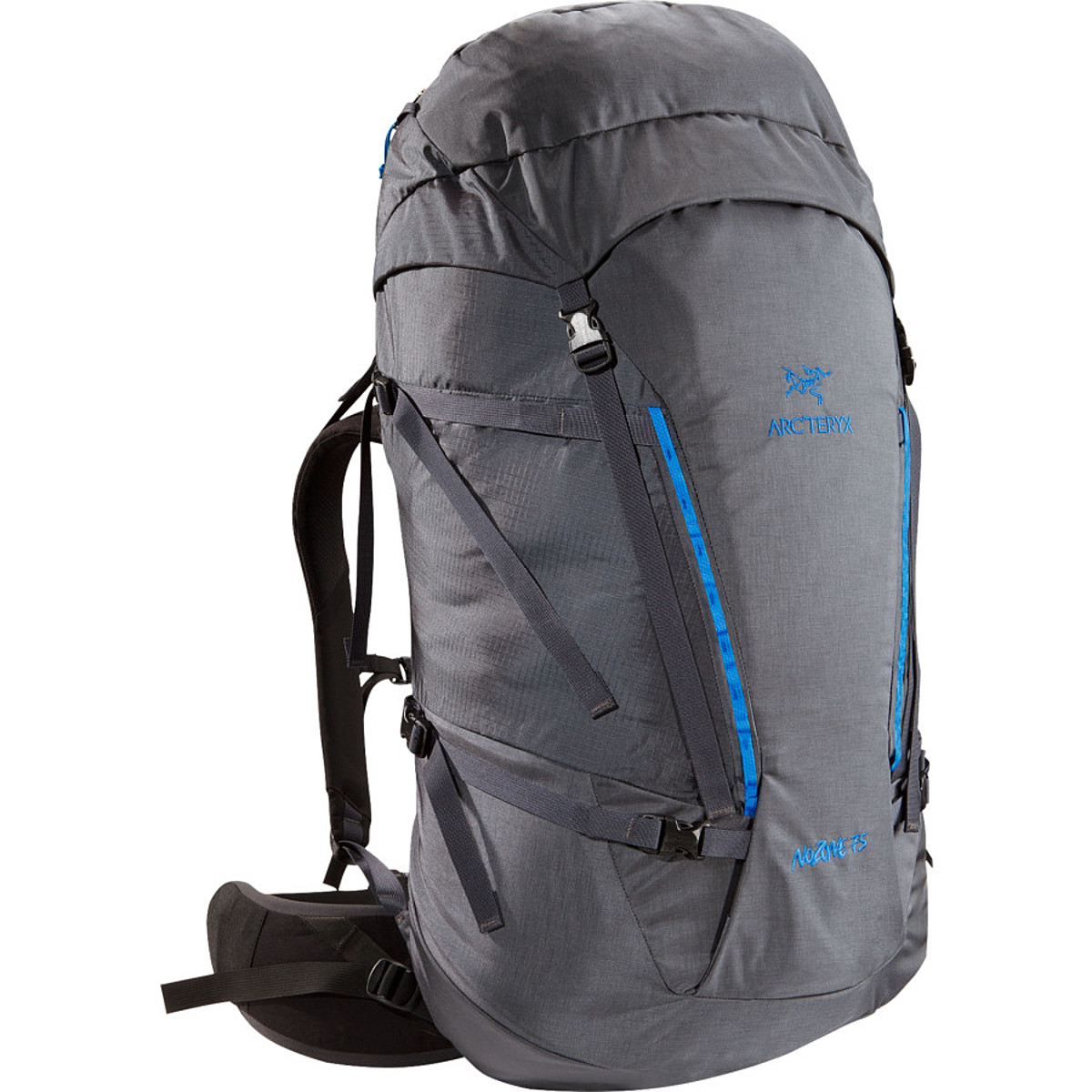 photo: Arc'teryx Nozone 75 expedition pack (4,500+ cu in)