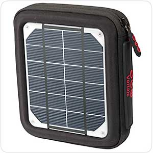photo of a Voltaic solar charger