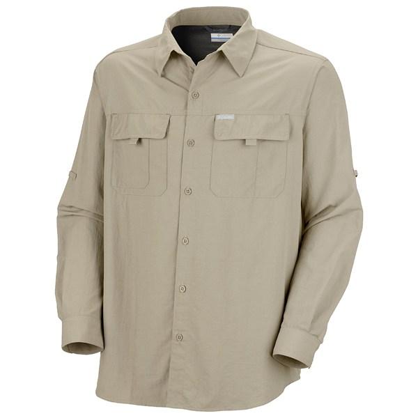 photo: Columbia Silver Ridge Shirt hiking shirt