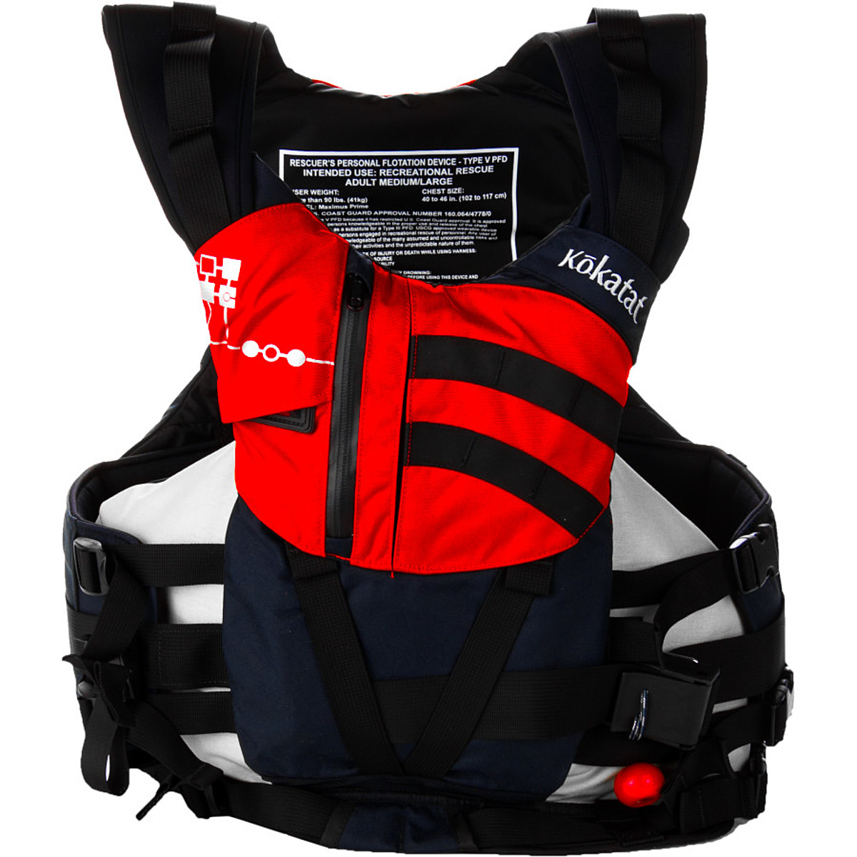 photo: Kokatat Maximus Prime PFD life jacket/pfd
