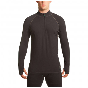 photo: Tasc Performance Men's Bamboo-Merino Base Layer Level B 1/4-Zip base layer top