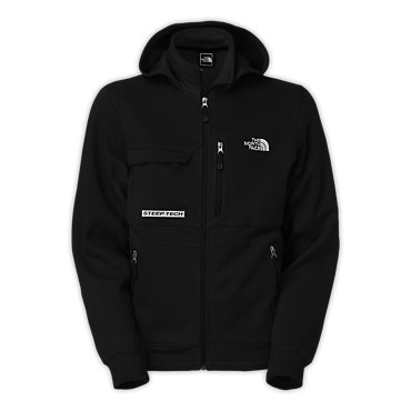 photo: The North Face Steep Tech Agent Hoodie fleece jacket