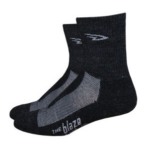photo of a DeFeet sock