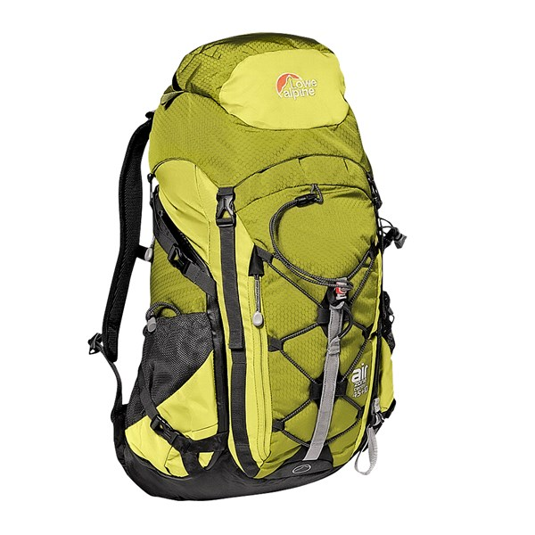 photo: Lowe Alpine AirZone Centro 45+10 overnight pack (35-49l)