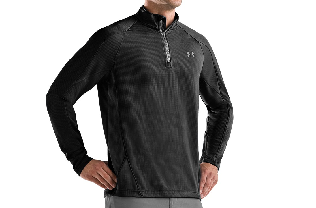 Under Armour Focus Fitted 1/4 Zip