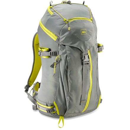 photo: REI Double Diamond 50 Snowsports Pack winter pack