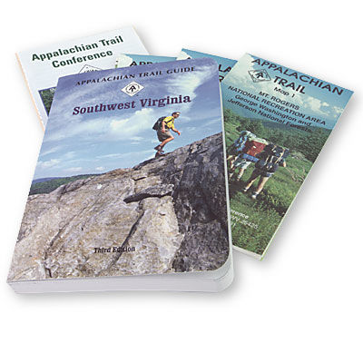 Appalachian Trail Conservancy Appalachian Trail Guide to Southwest Virginia