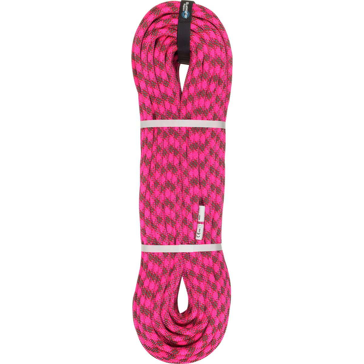photo: BlueWater Ropes 9.1mm Icon dynamic rope