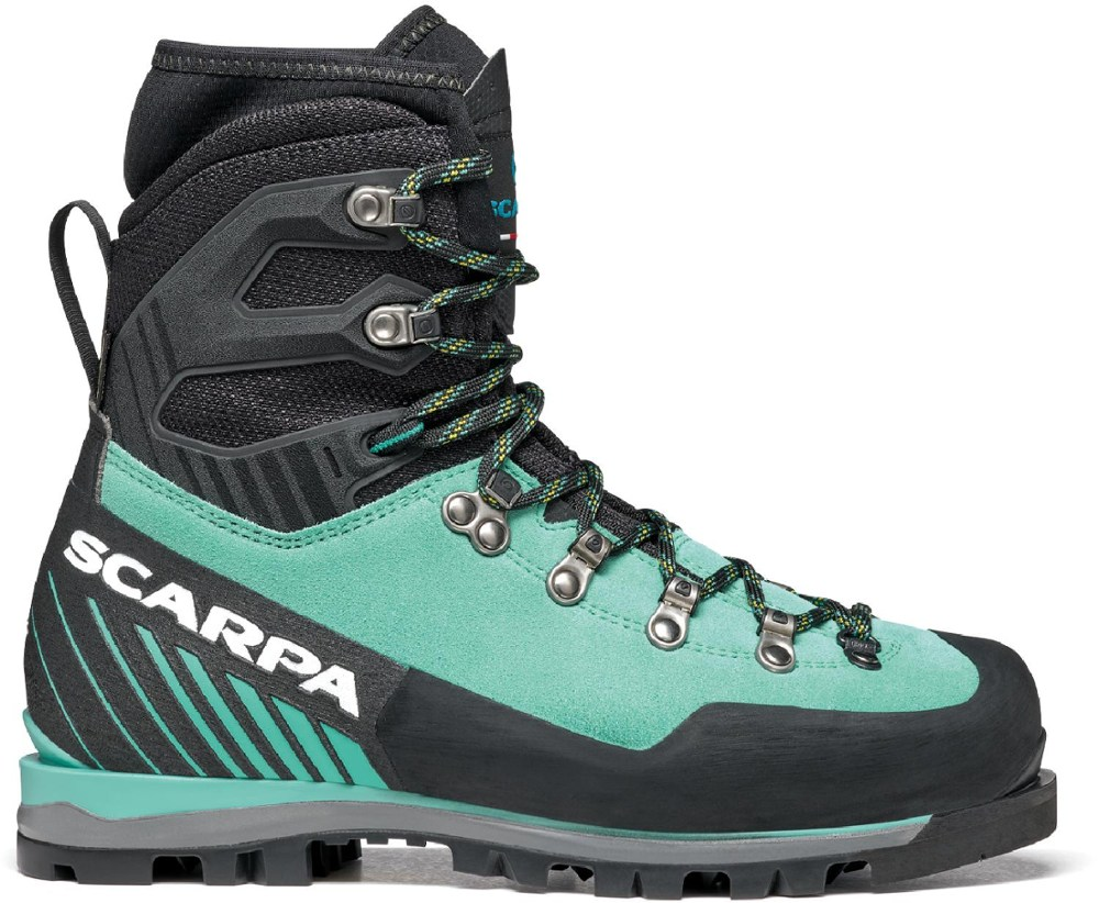 photo: Scarpa Women's Mont Blanc Pro GTX mountaineering boot