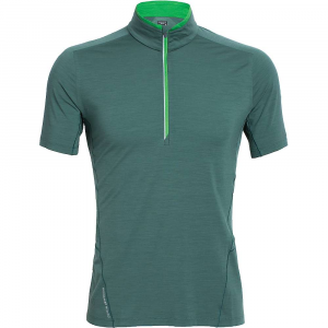 Icebreaker Strike Short Sleeve Half Zip